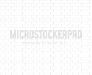 Simple white brickwall rustic blocks texture background - Vector illustrations for everyone | Microstocker.Pro