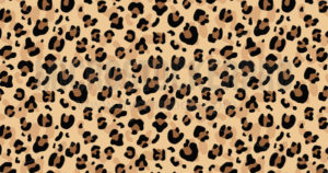Leopard skin print seamless pattern design - Vector illustrations for everyone | Microstocker.Pro