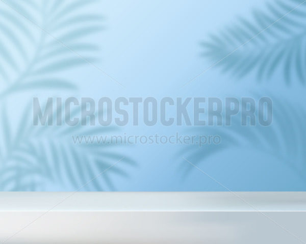 Realistic tropical background for sale or promo - Vector illustrations for everyone | Microstocker.Pro